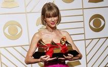 Điểm tin giải trí: Taylor Swift hạnh phúc với 3 giải Grammy