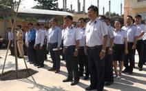 Ra quân kiểm tra giao thông thủy mùa lễ hội
