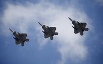 """Bốn máy bay tàng hình Mỹ đến Hàn """"dằn mặt"""" Triều Tiên"""