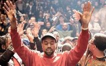 Album Kayne West bị tải lậu hơn nửa triệu lần sau 2 ngày