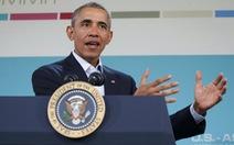 Tổng thống Obama mong muốn tăng cường quan hệ Việt - Mỹ