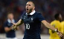 Benzema rộng đường trở lại tuyển Pháp