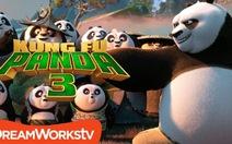"""Xem clip Kungfu Panda lồng tiếng Việt """"chém gió"""""""