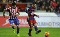 Arsenal và Barca chạy đà trước đại chiến