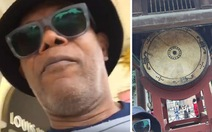 Samuel L. Jackson thăm Văn Miếu trước khi đóng phim King Kong 2