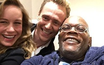 Tom Hiddleston bất ngờ xuất hiện họp báo phim Kong Skull Island