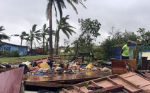 Tan hoang vì bão mạnh nhất Nam bán cầu,Fiji ra lệnh giới nghiêm