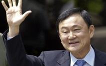 Ông Thaksin muốn đối thoại với chính quyền quân đội