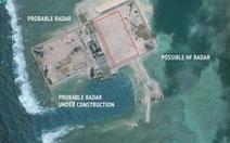 Trung Quốc lắp hệ thống radar trái phép ở Trường Sa