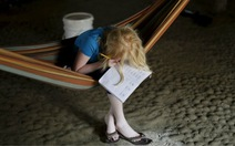 Học sinh Mỹ ngán bài tập về nhà