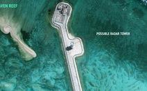 Mỹ tố cáo radar trên đảo nhân tạo, Trung Quốc hung hăng
