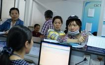 Ủy ban kiểm tra Thành ủy đề nghị nắm thông tin đường dây nóng