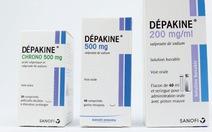 450 ca dị tật bẩm sinh vì thuốc chống động kinh ở Pháp