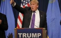 Tỉ phú Donald Trump thắng lớn ở Nevada