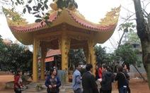 Xử lý nghiêm cán bộ đi lễ hội, đền chùa trong giờ hành chính