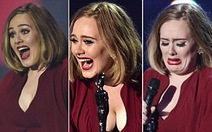Adele giành 4 giải Brit Awards, khóc và cảm ơn bạn trai