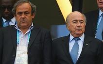 Điểm tin sáng 25-2: Blatter và Platini được giảm án