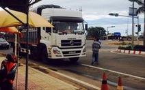 Trốn trạm cân Bình Thuận bất thành, bị phạt 21 triệu đồng
