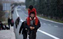 Châu Âu cảnh báo nguy cơ sụp đổ hệ thống di cư