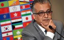 Ghế chủ tịch FIFA trên thị trường cá cược
