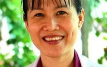 Bác sĩ Hồ Phạm Thục Lan nhận Giải thưởng L'ORÉAL-UNESCO