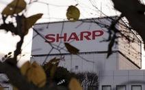Foxconn bất ngờ ngừng thương vụ mua bán, cổ phiếuSharp giảm mạnh