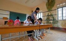 Đắk Lắk: phân hiệu chỉ có 6 học sinh
