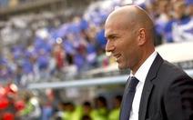 Thử thách năng lực Zidane