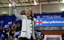 Bà Clinton thắng lớn ở South Carolina