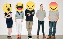 Giới marketing,quảng cáo buồn vuivới Facebook Reactions