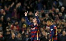 Messi lập tuyệt phẩm, Barca thắng nhọc Sevilla