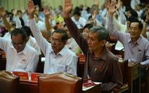 TP.HCM: bầu 105 đại biểu HĐND khóa mới