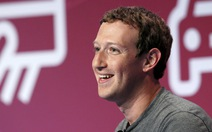 Chủ Facebook Mark Zuckerberg vào top 10 người giàu nhất thế giới
