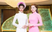 Hoa hậu Kỳ Duyên, Lan Khuê làm đại sứ lễ hội áo dài
