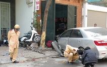 """Người lái xe Camry """"điên"""" ở Hà Nội tông chết 3 người là ai?"""