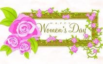 Hoa hồng cho mẹ và em