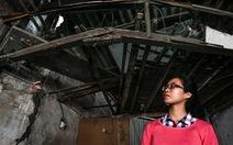 Cầu cứu Chủ tịch Hà Nội vì không được sửa nhà sắp sập