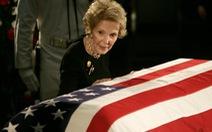 Cựu đệ nhất phu nhân Mỹ Nancy Reagan qua đời