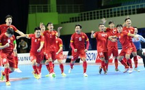 Futsal VNđi châu Âu và châu Mỹ chuẩn bị cho World Cup 2016