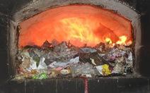 Sẽ đánh giá mức độ xả thải dioxin từ lò đốt rác