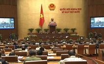 Quốc hội quyết nhiều mục tiêu, kế hoạch giai đoạn 2016-2020