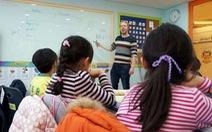 Hàn Quốc cấm dạy tiếng Anh hai năm đầu cấp tiểu học