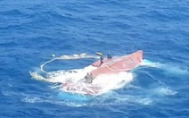 Hàn Quốc phát hiện một thi thể thuyền viên Việt mất tích