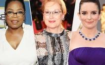 Nhiều ngôi sao tranh đấu cho quyền bình đẳng giới