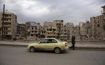 Giao tranh diễn ra trước thềm đàm phán hòa bình Syria