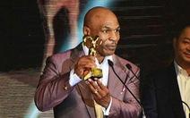 Mike Tyson đoạt giải điện ảnhnhờ phim Diệp Vấn 3
