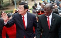 Việt Nam - Tanzania bước vào giai đoạn phát triển mới