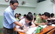 TP.HCM:tất cả trường THPT công lập tuyển sinh bằng thi tuyển