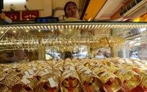 Vàng trong nước thấp hơn thế giới260.000 đồng/lượng