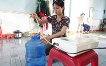 Nhiều hộ không dám dùng nước giếng quanh khu bôxít Tân Rai